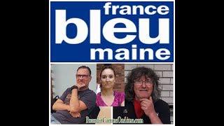 Basket N2F: Interview de Audrey Dumont, Yannick Nicolas et Jean-Jacques Lesourd sur France Bleu Main