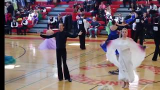 Yale 24th Annual Ballroom Dance Competition