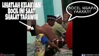 ASTAGA!!!😱 | BOCIL INI MENJADI PERHATIAN BANYAK ORANG | KUMPULAN VIDEO VIRAL LUCU BULAN RAMADHAN
