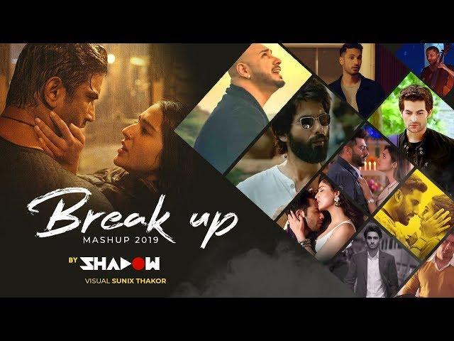 Breakup Mashup 2019 | DJ Shadow Dubai | Midnight Memories  | Sad Songs