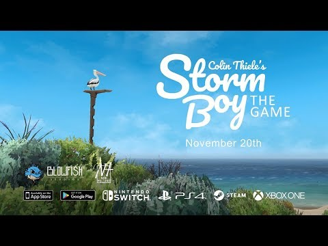 Storm Boy, The Game - Coming Soon! thumbnail