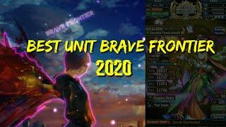 Best Unit Brave frontier 2020