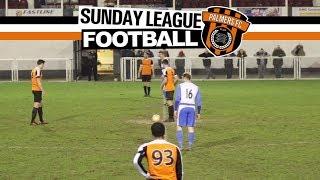 Sunday League Football - THE LEAGUE CUP FINAL