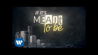 Gambar cover Bebe Rexha - Meant to Be (feat. Florida Georgia Line) [Lyric Video]