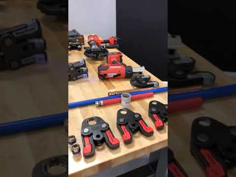 RIDGID Jobsite Live: Press Rings, Jaws and Actuators