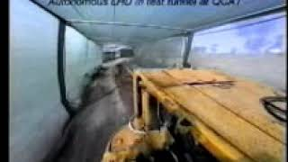 AMIRA P517 Auto Vehicles QCAT & North Parkes Mine Trials