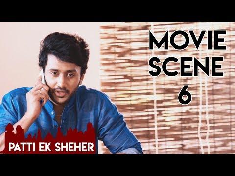 Movie Scene 6 - Patti Ek Sheher - Hindi Dubbed Movie | Kalaiyarasan