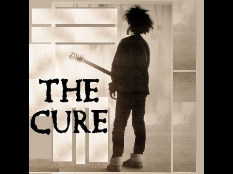 The Cure - In between days (Backing Track)