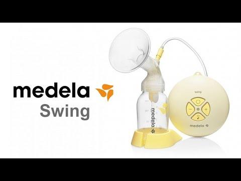 Medela молокоотсос электронный Swing (Свинг) двухфазный