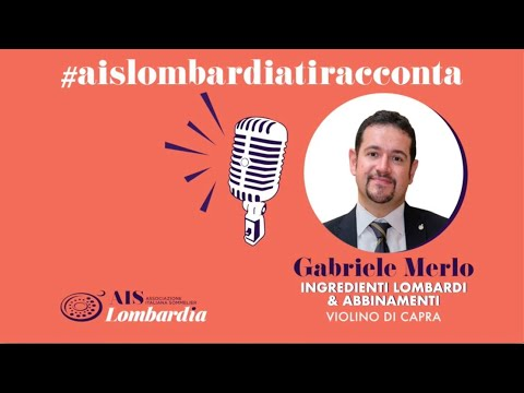 #aislombardiatiracconta - Ingredienti lombardi & Abbinamenti - Violino di Capra