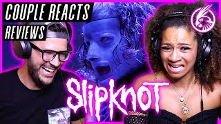 """COUPLE REACTS   Slipknot """"Solway Firth""""   REACTION  REVIEW"""