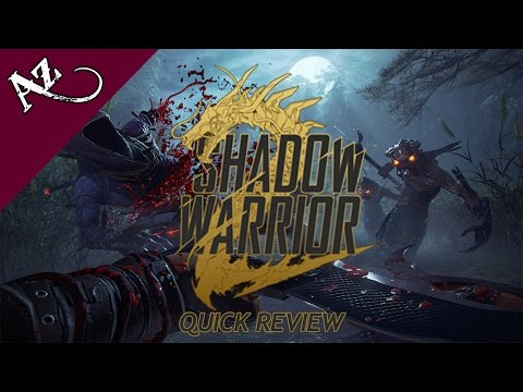 Shadow Warrior 2 - Quick Game Review video thumbnail