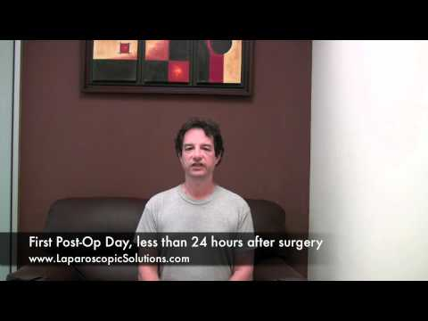 Laparoscopic Solutions | Laparoscopic Inguinal Hernia Surgery Testimonial