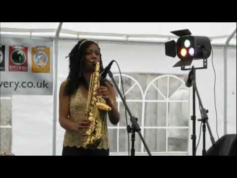 Sandra - Saxophonist & Flautist Video
