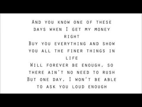 Marry Me Jason Derulo Lyrics Chords