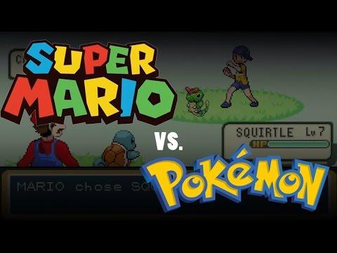 Mario ve světě Pokémonů