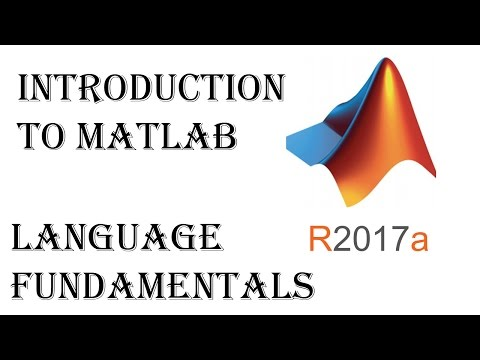 Matlab 2016  –  Matlab Programming Tutorial for Beginners: Quick Start: Part 2