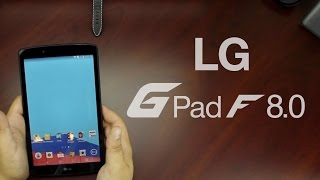 "T-Mobile LG G Pad F 8.0 Software Update ""10B"""