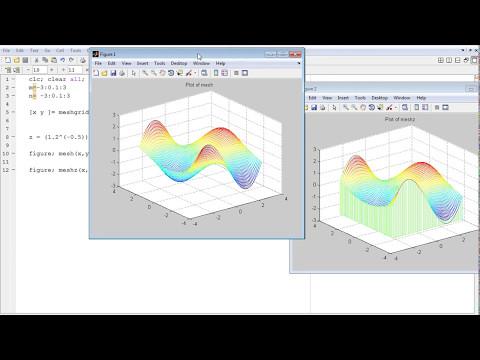 3D Plots in Matlab - смотреть онлайн на Hah Life