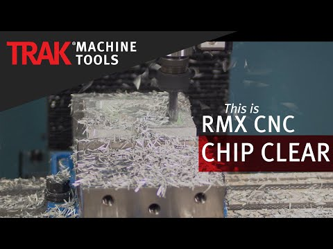 Chip Clear | ProtoTRAK RMX CNC | Mill Programming