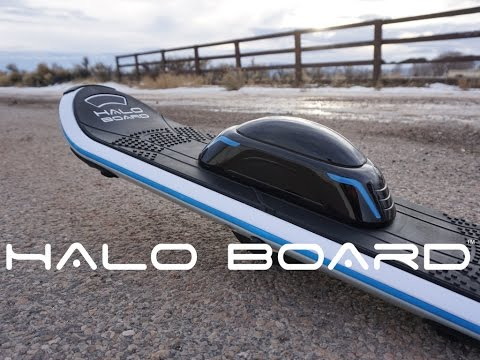 Halo Board review and unboxing – hoverboard skateboard