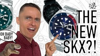 SKX Replacement Watch Revealed & My Seiko 5 Relaunch Reaction: GIAJ#10