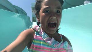 💙 Aquapark ' ta Bir Gün VLOG | Antalya Tatilimin 3. Gününde Aquapark Keyfi | OyunTanrıçası TV