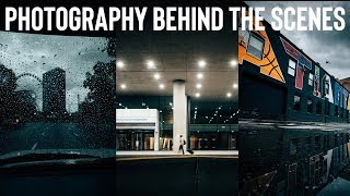 My Creative Process For Street/City Photography