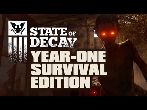 Видео № 1 из игры State Of Decay: Year-One Survival Edition (Б/У) [Xbox One]