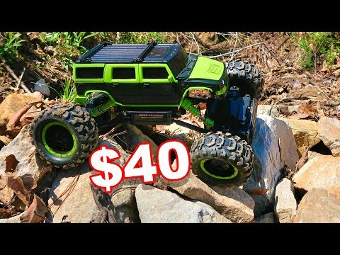 Best RC Crawler Truck Under $40 - Keeps Getting Better - TheRcSaylors