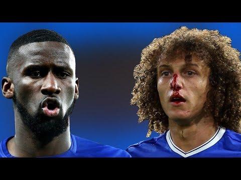 David Luiz and Antonio Rudiger - Amazing Duo - Amazing Defensive Skills - Chelsea FC - 2018/19