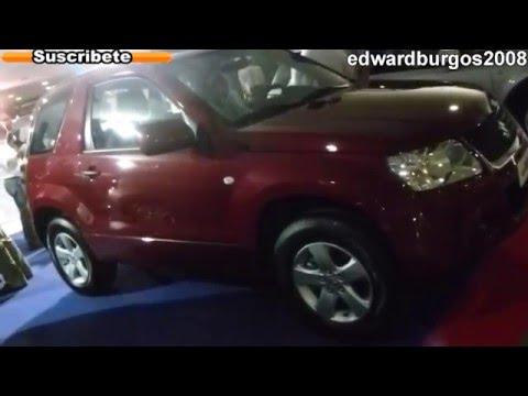 suzuki grand vitara 2013 colombia video de carros auto show expomotriz medellin 2012 FULL HD