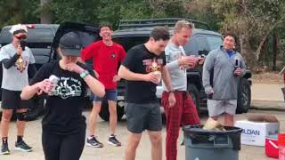 2nd Annual The Game Beer Mile Classic