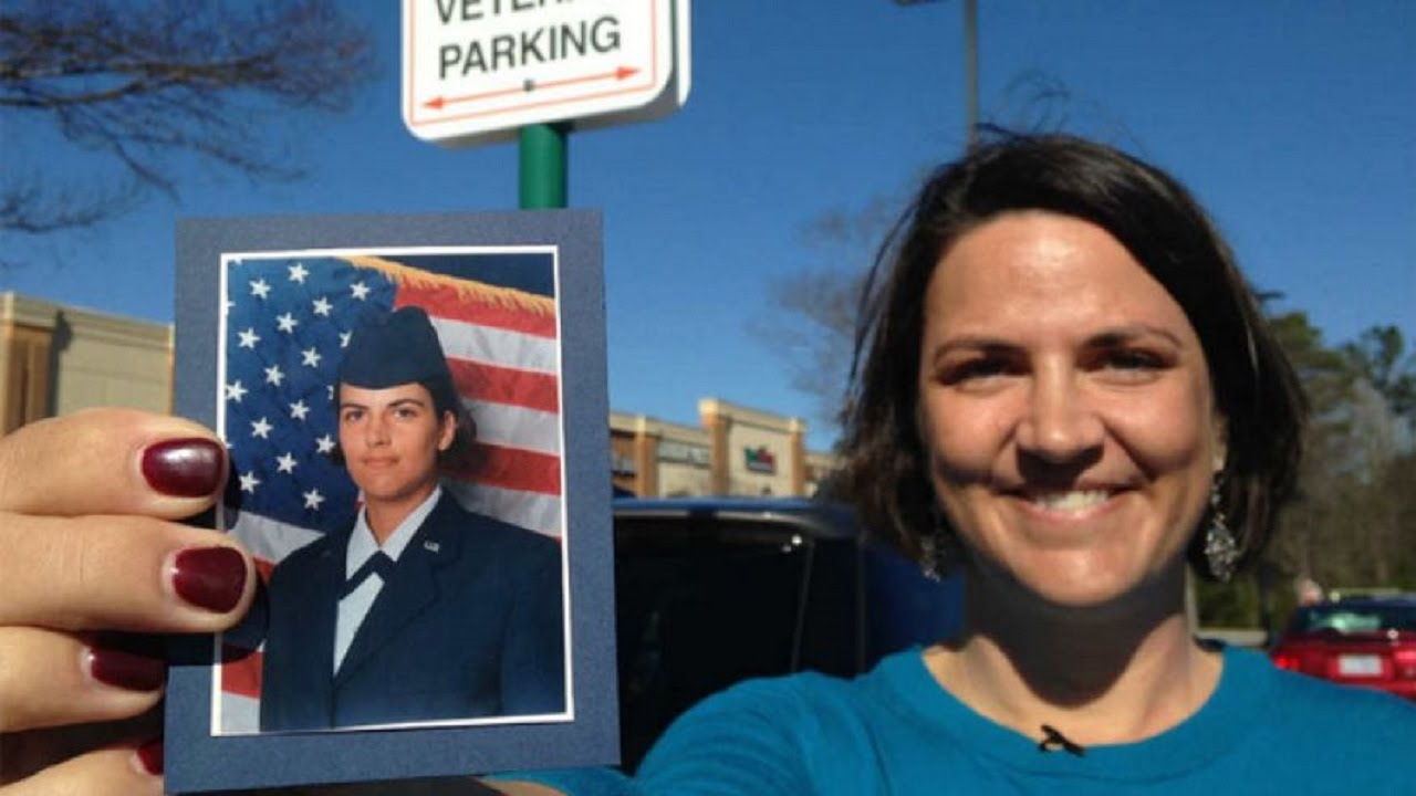 Female Vet Harassed For Parking In Space For Vets thumbnail