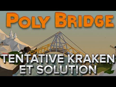 poly bridge walkthrough 32 nouvelle m canique by zeratorsc2 game video walkthroughs. Black Bedroom Furniture Sets. Home Design Ideas