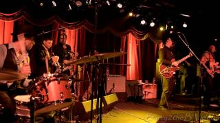 SOULIVE w/George Porter Jr. Shady Horns  Taz - Bowlive 6 Night 7 LIVE SET @ Brooklyn Bowl - 3/20/15