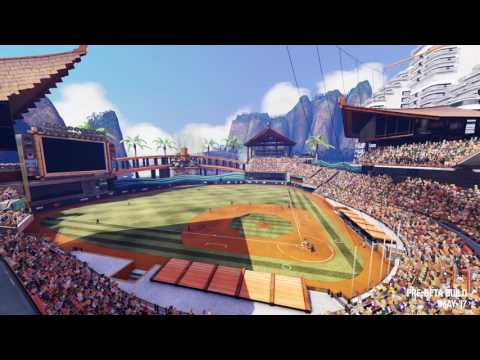 Super Mega Baseball 2 - Art Reveal thumbnail