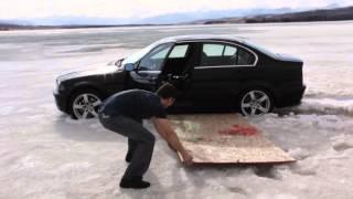 Bmw e46 Ice drift