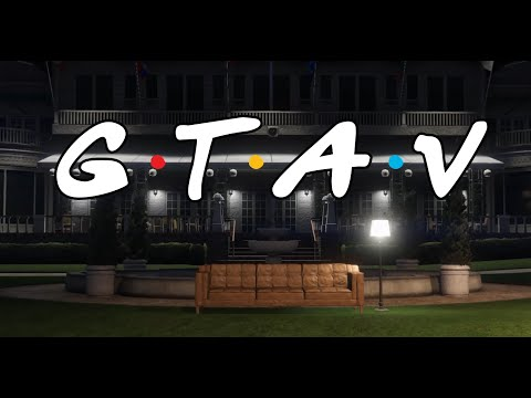Watch Grand Theft Auto 5 recreate the opening scene from