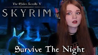 Survive The Night! | TES V: Skyrim Survival Horror Mod