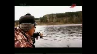 Рыбалка в устье реки ик