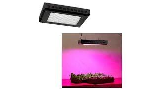 Tesler Rectangular 600 Watt LED Indoor Grow Light