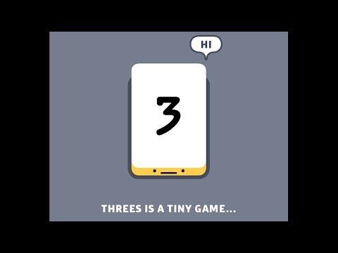 threes ios tips