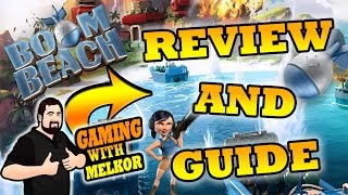 Boom Beach | Boom Beach Review | Boom Beach Guide | GamingWithMelkor Plays Boom Beach