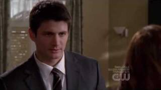 One Tree Hill 6x03 Brooke and Nathan