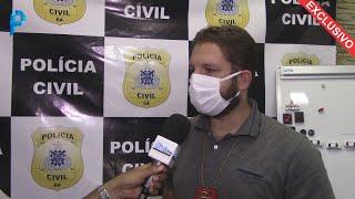 Operação da Polícia Civil dá cumprimento a mandado de prisão preventiva por crime de estupro