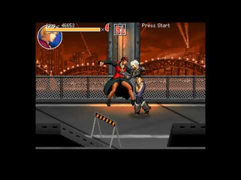 The King Of Fighters ( Beat'Em_Up PLUS ) OpenBor 2018