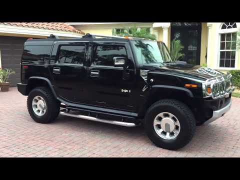 2008 Hummer H2 Luxury 4x4 SUV For Sale By Auto Europa Naples MercedesExpert.com Mp3