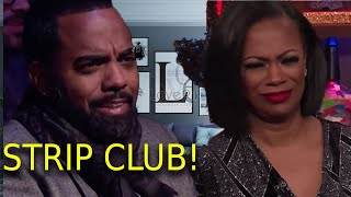 RHOA Kandi Burruss And Todd Tucker Marriage Problems Exposed! Plus Kandi Reveals Half Sister