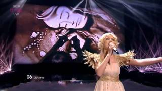 "Ukraine: ""Angel"", Mika Newton - Eurovision Song Contest Semi Final 2011 - BBC Three"